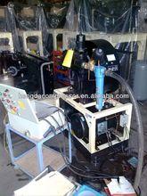 High pressure piston scuba diving breathing air compressor quiet air compressor-breathing air compressor 175CFM 508PSI