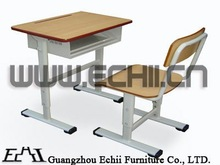 Children school table and chair/Adjustable school furniture/Children school furniture for sale
