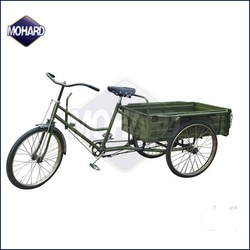 Mohard tricycle cargo with manpower MH-001