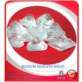 Sodium Silicate solide processus de fabrication pour détergent