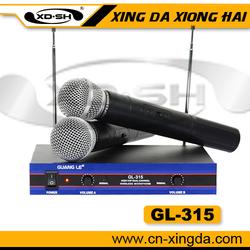 Cheap Professional VHF Wireless Microphone