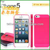 2014 Newest Soft PP Mobile Phone Cover for Iphone 5s ultra thin case