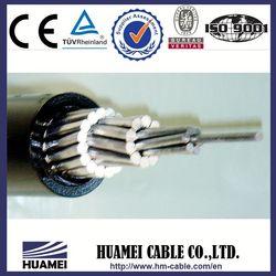 ABC Cable hot sell aerial bare aluminum conducotr acsr csa c49 finch 1113awg