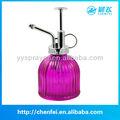 venda quente colorido garrafa de vidro 250ml