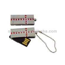 Mini Rotating USB Flash Drive
