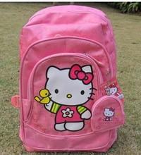 Hot Sale Hello Kitty school bag/backpack/ kid's bag