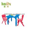 Estudo de mesa e cadeira conjunto pré-escolar mobiliário