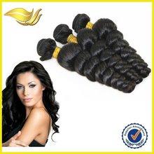 Gold leaf factory supply AAAAA unprocessed wholesale brazilian hair