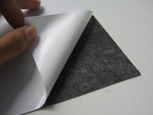 self-adhesive 0.4-5MM flexible magnetic sheet