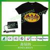 LED flashing T-Shirt, sound active LED T-Shirt led lighting T-shirt