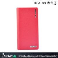 Sunlnnya Manufactory 20000mAh Battery Charger Best 18650 Power Bank