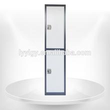 2 Door Steel Locker Cabinet/Used School Lockers For Sale