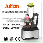 wide feed chute slow juicer, slient juicer, AC induction motor