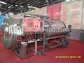 Autoclave stérilisateur à vapeur, Pulvérisation souple machine, Horizontale alimentaire stérilisateur machine