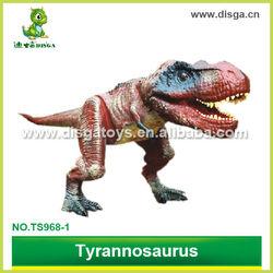 simulation dinosaur hand puppet