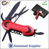 New Hot Sale Professional Pocket Multifunction Swiss Pocket Knife/Tool Knife