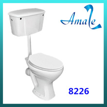 toilet bowl for africa Best and hot selling Africa Twyford two piece toilet toilet bowl for philippines