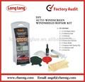 Kit de reparación de parabrisas / parabrisas / pegamento adhesivo