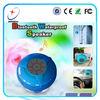 Splash proof mini waterproof bluetooth wireless speakers with IPX4 waterproof