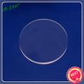 cristal de cuarzo transparente ventanas circulares