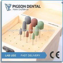 2305-0673 Silicone Polishers/dental composite polishing burs