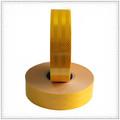 acrílico amarillo fluorescente verde cinta reflectante para el camino