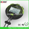 Hot sell promotional digital sport stopwatch Water-resistant Stopwatch