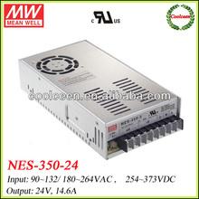 Meanwell NES-350-24 350W ac dc power supply