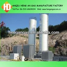 liquid oxygen storage tank