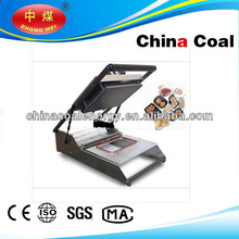 Food tray sealing machine BG60 manual tray sealer customized