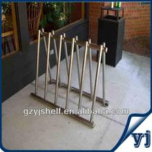 Bike Rack/Custom Iron Floor-Mounted Bike Rack/Bike Parking Rack