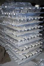 zinc ingot LME register