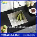 nuevo diseño de undermount fregadero de la cocina