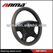 steering wheel cover/PU steering wheel cover/silicone steering wheel cover