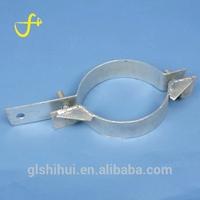 Galvanized Steel Elbow Hoop