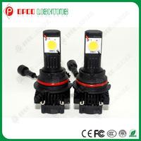 High power 12-24V 1800LM 25W 9004 car motorcycle led bulb headlight