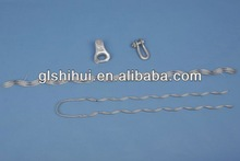 Galvanized Preformed Guy End Grip Guy Wire Fittings