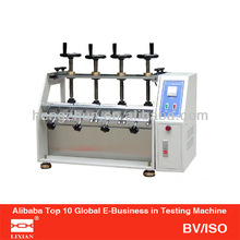 Shoes Upper Flexing Tester, Shoes Material Tester