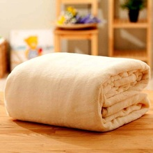 home brand coral fleece blanket cheap price queen size