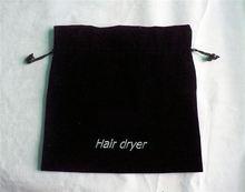 small velvet drawstring bags/fabric wine bottle bags