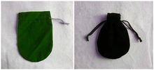 cosmetic velvet bags/bag for gift/fabric wine bottle gift bag