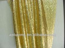 Metallic cloth/metal mesh fabric/hotel metal curtain,Free sample