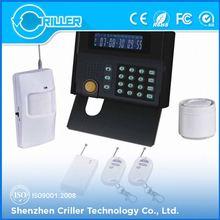 Wireless Automation with LCD and Keypad G50B fm digital alarm system