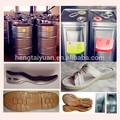 De poliuretano para los hombres y las mujeres suela del zapato zg-p-5001/zg-i-5002