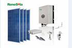 Renesola solar energy system 1kw high efficiency Solar panel racking system kit PV system