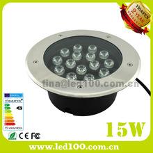2014 hot Sale LED Underground Light IP67 15W