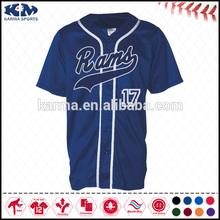 Karma 2014 Players Blank Baseball Jerseys Wholesale with your logo