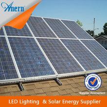 Practical 5W to 250W solar flexible thin film solar panel