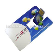 mini envelope usb flash drive 16gb wholesale
