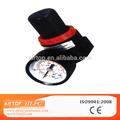 Tipo airtac ar de/br série regulador, ar regulador de pressão válvulas